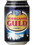 Norrlands Guld Dynamit Beer 7.2% 24 x 330ml