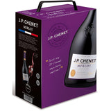 "J.P. Chenet Merlot Red Wine Dry 13% ""Bag in Box"" 3L"