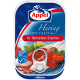 Shop 2x Appel Herring Fillets Tomato Cream 200g at great prices on discandooo.com