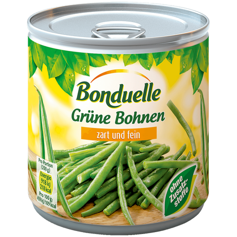 Shop 3x Bonduelle Green Beans Tender & Fine 220g at great prices on discandooo.com