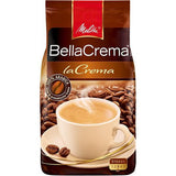Shop Melitta Bellacrema La Crema Coffee Beans 1kg at great prices on discandooo.com