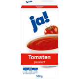 Shop 3x Ja! Tomatoes Passata 500g at great prices on discandooo.com