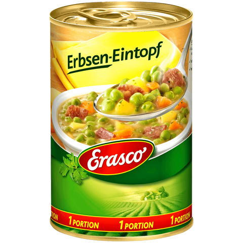 Shop 2x Erasco Pea Stew 400g at great prices on discandooo.com