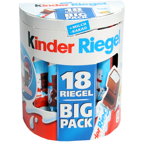 Kinder Chocolate Bars 10 x 21g