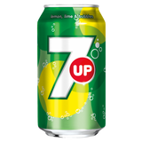 Seven Up Lemonade 24 x 330ml