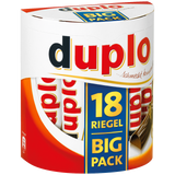 Shop Duplo Chocolate Bar 18 x 18.2g at great prices on discandooo.com