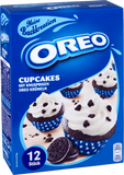 Shop Oreo Baking Mix Cup Cakes (12 Pieces) 280g at great prices on discandooo.com
