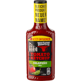 Shop Bull's-Eye Tomato Ketchup Jalapeño Chili 525ml at great prices on discandooo.com