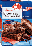 Shop RUF Baking Mix Brownies American Style 366g at great prices on discandooo.com