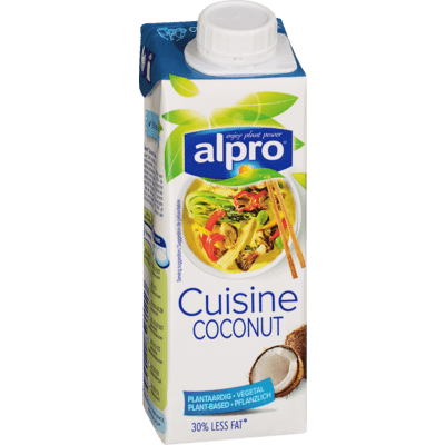 Shop 2x Alpro Cuisine Coconut Cooking Cream (Vegan & Lactose Free) 250ml at great prices on discandooo.com