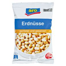 Shop 3x Aro Peanuts Roasted & Salted 200g at great prices on discandooo.com