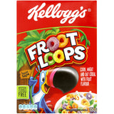 Shop 2x Kellogg's Cereals Froot Loops 375g at great prices on discandooo.com