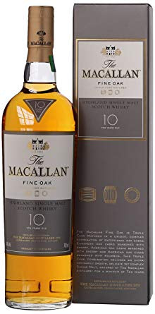 Macallan Fine Oak 10 Years old 40% 0.7L