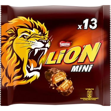 Shop Lion Chocolate Bar Minis 234g at great prices on discandooo.com
