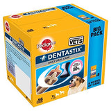 Pedigree Dentastix Dog Snack Young & Small Dogs 56 Piece(s) 880g