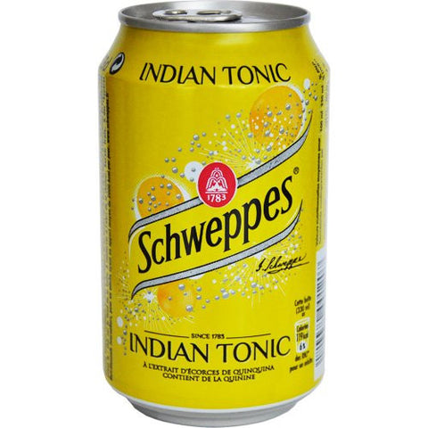 Schweppes Indian Tonic 24 x 330ml