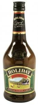 Holiday Cream Whisky Liquer 17% 0.7L