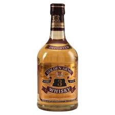 Golden Arms Whisky 40%  0.7L