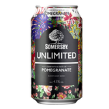 Somersby Unlimited Pomegranate Cider 4,5% 24 x 330ml