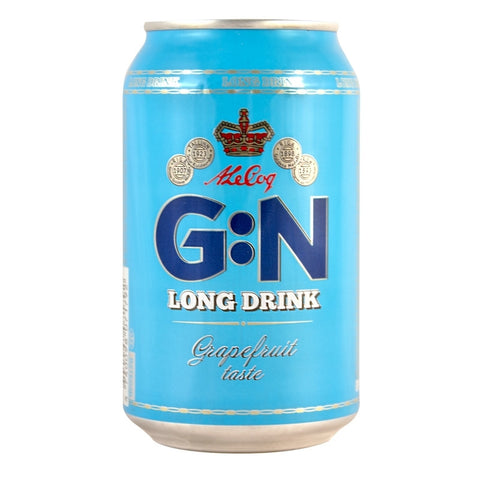 Shop G:N Long Drink Cool Grape 5.5% 24 x 330ml at great prices on discandooo.com