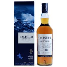 Talisker Single Malt 10 Years 45,8%  0.7L