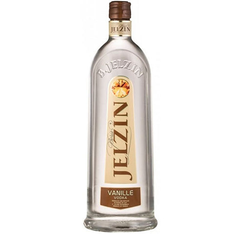 Shop Boris Jelzin Vodka Vanilla 37.5% 1L at great prices on discandooo.com