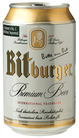 Bitburger 4,8% 24 x 330ml