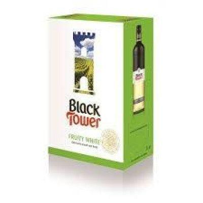 Black Tower Fruity White 10% 3 ltr.