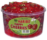 Haribo Happy Cherries Winegums 1.2kg