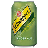 Schweppes Ginger Ale 24 x 330ml