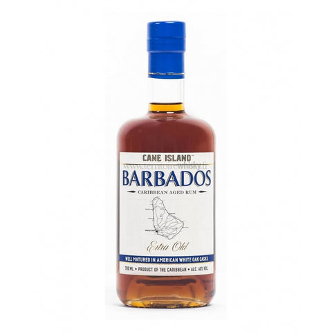 Cane Island Barbados Single Island Blend Rum 40%  0.7L