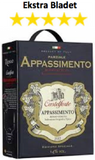 "Castelforte Appassimento 14%   ""Bag in Box"" 3L"