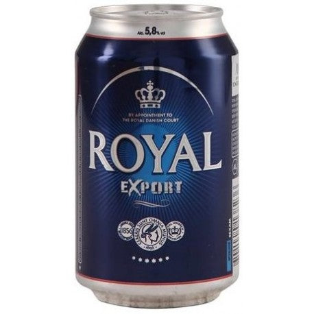 Ceres Royal Export Beer 5.8% 24 x 330ml