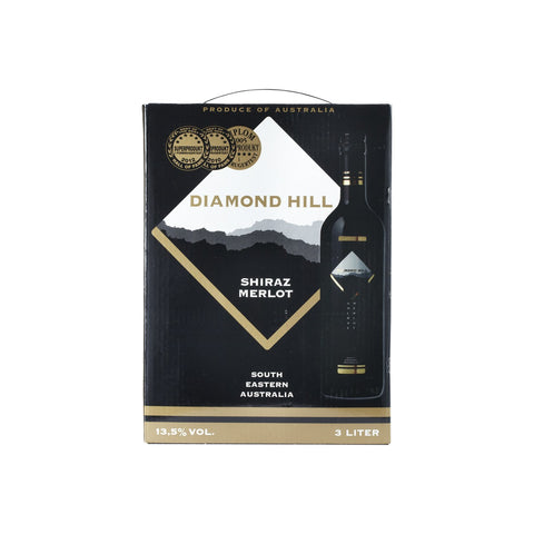 Buy Diamond Hill Shiraz Merlot Online from Discandooo