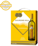 "Diamond Hill Chardonnay 13,5%   ""Bag in Box"" 3L"