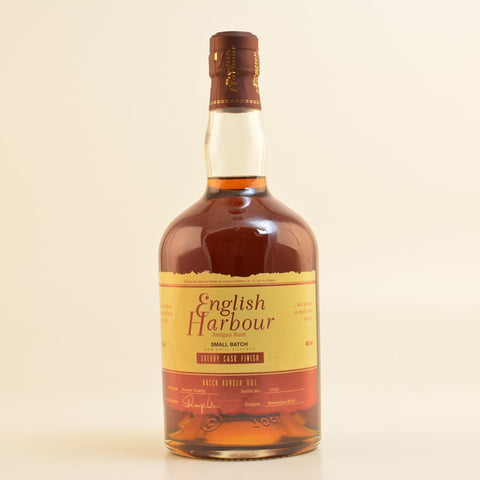 English Harbour Sherry Cask Finish 46%  0.7L