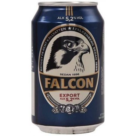 Falcon Export Beer 5.2% 24 x 330ml
