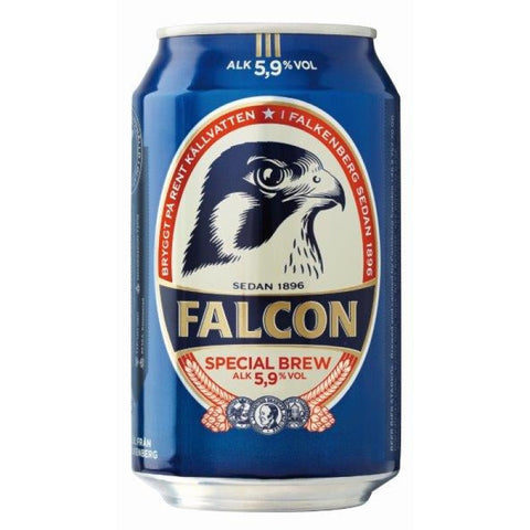 Falcon Special Brew Beer 5.9%  24 x 330ml