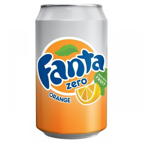 Fanta Zero Orange 24 x 330ml