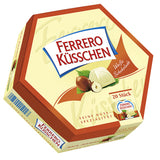 Shop Ferrero Kisses Nut Choclates White 178g at great prices on discandooo.com