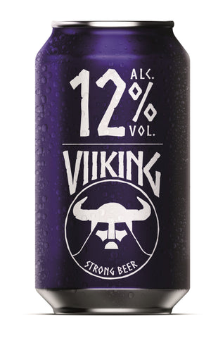 Harboe  Viiking Strong Beer 12% 24 x 330ml