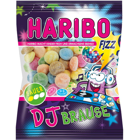 Shop 3x Haribo Wine Gums DJ Brause 175g at great prices on discandooo.com
