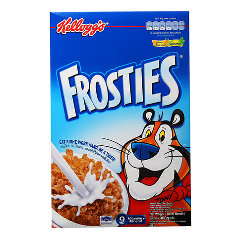 Shop Kellogg's Cereals Frosties 600g at great prices on discandooo.com