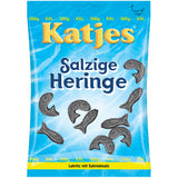 Shop 3x Katjes Licorice Salty Herring 200g at great prices on discandooo.com