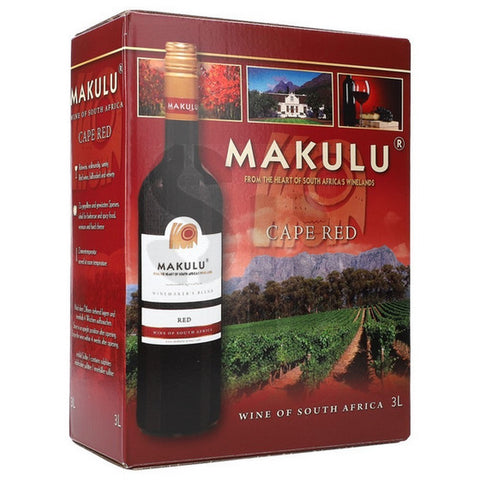 Makulu Cape Red 13,5% 3 L