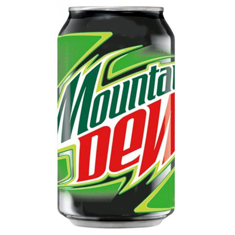 Mountain Dew 24 x 330ml