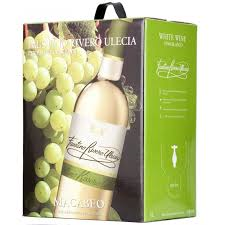 "Faustino Rivero Ulecia Hvid 11%  5 L ""Bag in Box"""