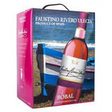 "Faustino Rivero Rose 11%  5 L ""Bag in Box"" 3L"