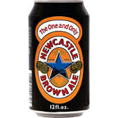 New Castle Brown Ale  4,7% 24 x 330ml