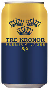 Buy Tre Kronor Premium Lager Online from Discandooo